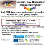 LGBT Awareness and Support Group for Parents of LGBT Young People